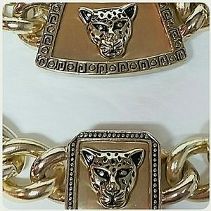 Jewelry - Leopard Chunky Statement 3-Piece Jewelry Set