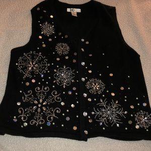 Sweater vest size XL