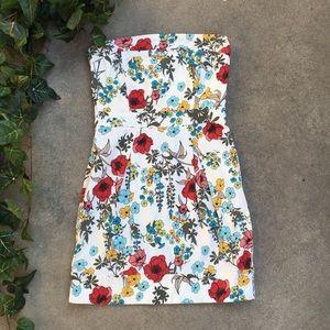 American Rag Cie Strapless Dress