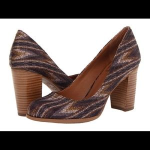 Lucky Brand 'Sofi' MultiColored Pumps