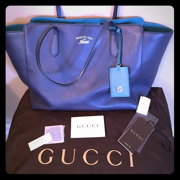 5c65a4470222c9 Gucci Bags | Authentic Swing Tote Large | Poshmark