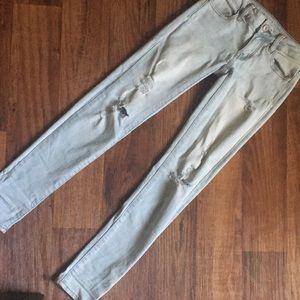 Denim - American Eagle super stretch jeggings Jeans