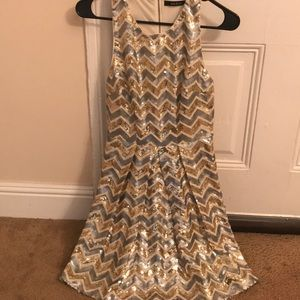 Sequin ark and co dress, perfect for New Years!