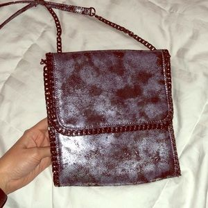 Brand New Grey Crossbody