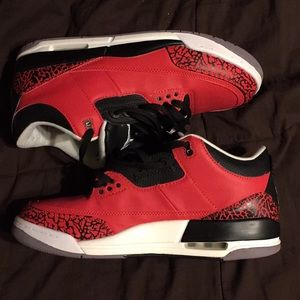 I guess these are Jordan 3 reps