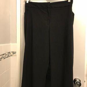 Lane Bryant Black Dress Pants Size 26