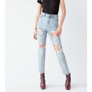 Urban Outfitter BDG Girlfriend High Rise Jeans