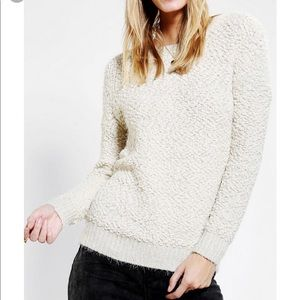 Urban Outfitters Bycorpus Cozy popcorn sweater