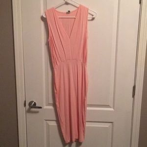 Midi asos dress Brand new never worn Tags still on