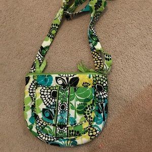 vera bradley adjustable purse