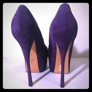 Giuseppe Zanotti 5 1/2 inch heels.