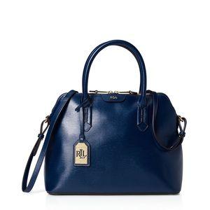 Ralph Lauren Leather Handbag