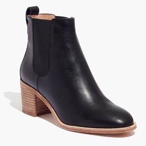 Madewell Frankie Chelsea boot in Black EUC sz 7