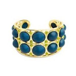 NEW Jewelmint GETAWAY GLAM Cuff Bracelet Cabochon