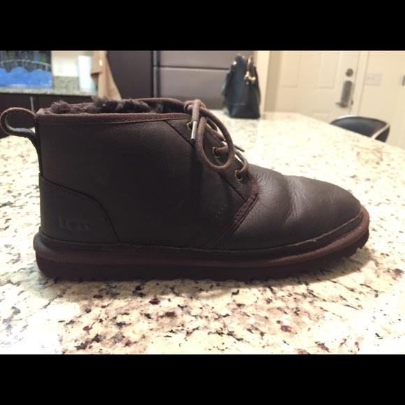 1764d07787b UGG Men's Neumel Chukka boots size 10