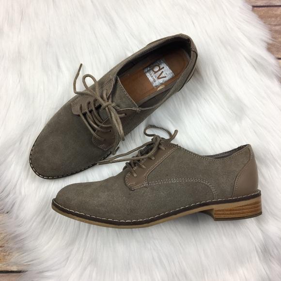 8829ff2b73fc DV by Dolce Vita Shoes - DV DOLCE VITA Suede Oxfords