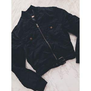 • Forever 21 • Black Puffy Jacket