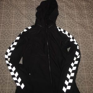 Lululemon reflector jacket