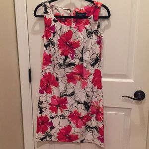 Luau, casual or dressy shift fitted dress