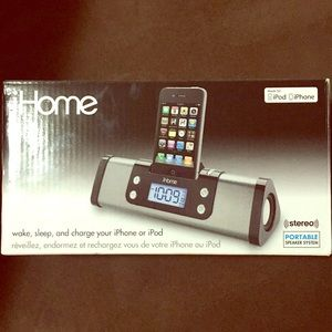 Other - iHome Portable Speaker System
