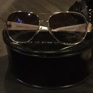 MARC BY MARC JACOBS aviator sunglasses MMJ149/S