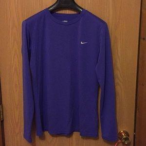 Nike LS shirt