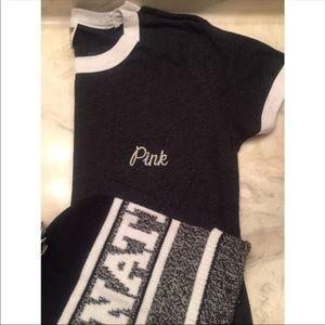 VS T-shirt Beanie Bundle