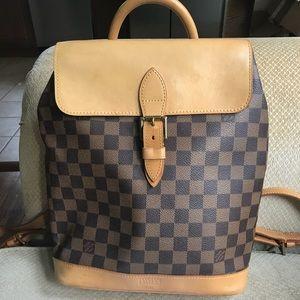 Authentic Louis Vuitton Soho Centenaire MM