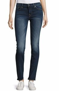 7 for all mankind roxanne cut jeans size 30