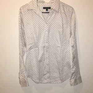 Banana Republic fitted blouse