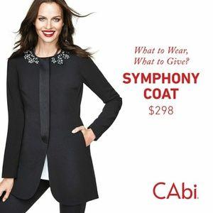 Cabi NWT Symphony Coat
