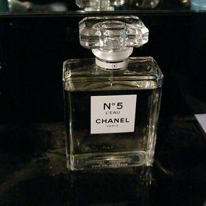 N°5 L'eau Chanel Paris Frangrance