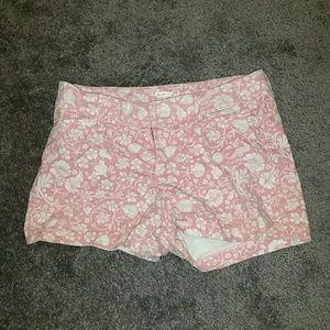 Cute floral shorts