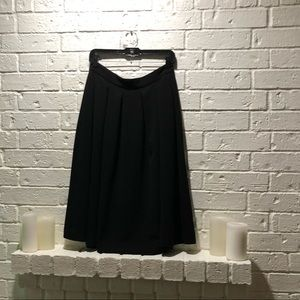 H&M Midi length flared skirt