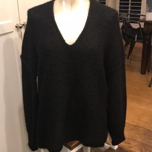 New without Tags! Black oversized cozy sweater