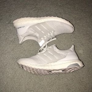 White Ultraboost
