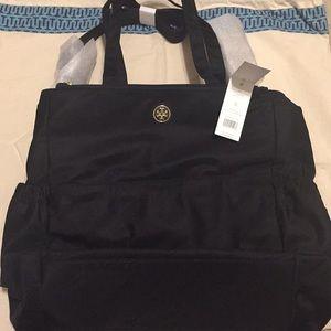 Tory Burch Nylon Baby Bag (NWT)