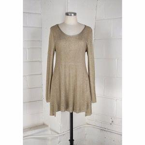 Eileen Fisher knit tunic sweater