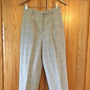 Pendleton wool blend pants 6