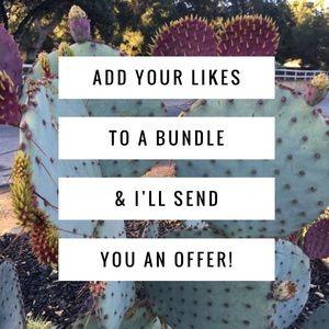 Other - Bundle & Save!!!