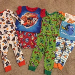 Other - Four pairs of 3T jammies