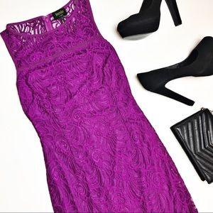 Laundry by Shelli Segal Lace Dress