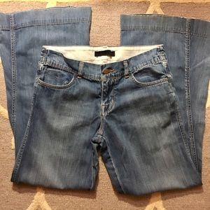 J Brand Kat Wide leg Flare Jean
