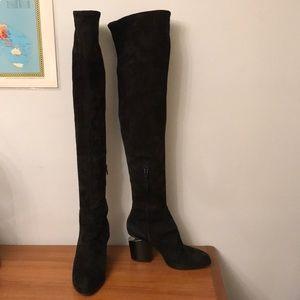 Alexander Wang Gabi Over-The-Knee Boots