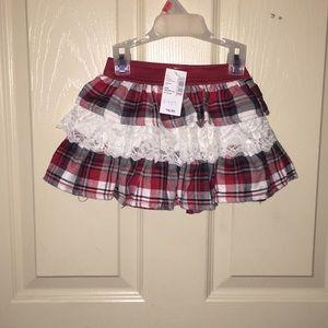 The Children's Place Plaid Skirt