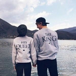 Tops - Couple sweat shirts