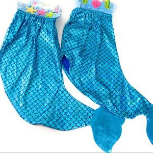 Other - Toddler Mermaid cosplay 2 pack costumes NEW