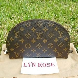 Authentic Louis Vuitton Cosmetic Pouch Gm
