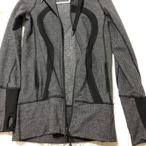 Women's Lululemon Zip Up hoodie size 4