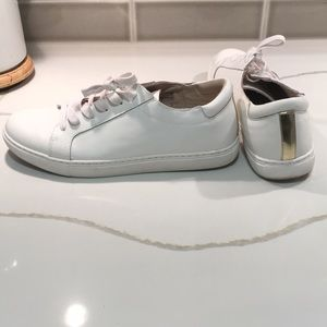 Kenneth Cole Reaction Sneaker with Gold Strip